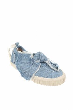 Детски обувки Zara Kids, Размер 26, Цвят Син, Текстил, Цена 17,82лв.