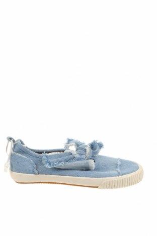 Детски обувки Zara Kids, Размер 33, Цвят Син, Текстил, Цена 16,20лв.