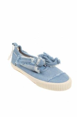 Детски обувки Zara Kids, Размер 33, Цвят Син, Текстил, Цена 17,82лв.