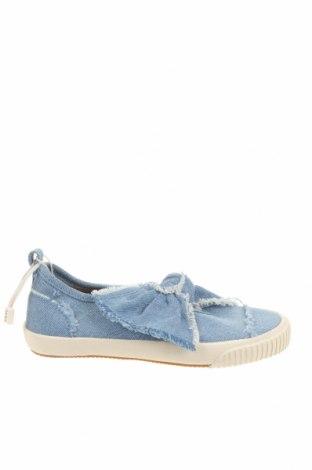 Детски обувки Zara Kids, Размер 31, Цвят Син, Текстил, Цена 17,82лв.