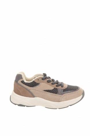 Dětské boty  Zara Kids, Velikost 30, Barva Béžová, Přírodní velur , textile , Cena  779,00Kč