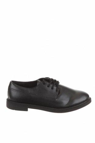 Dětské boty  Zara Kids, Velikost 35, Barva Černá, Eko kůže, Cena  252,00Kč