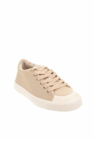 Детски обувки Zara Kids, Размер 32, Цвят Бежов, Текстил, Цена 27,00лв.
