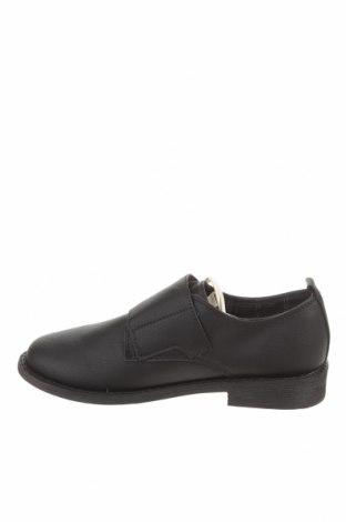 Детски обувки Zara Kids, Размер 33, Цвят Черен, Еко кожа, Цена 26,88лв.