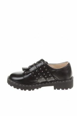 Детски обувки Zara Kids, Размер 28, Цвят Черен, Еко кожа, Цена 20,46лв.