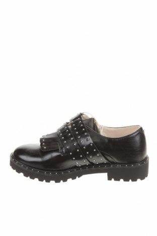 Детски обувки Zara Kids, Размер 32, Цвят Черен, Еко кожа, Цена 20,46лв.