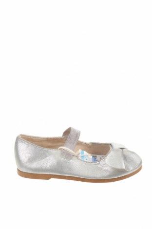 Детски обувки Zara Kids, Размер 25, Цвят Сив, Еко кожа, Цена 40,50лв.