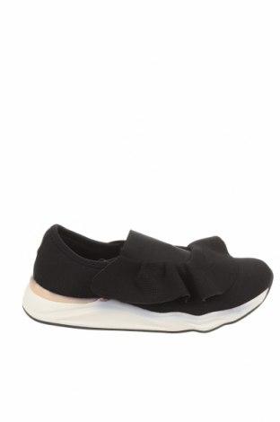 Детски обувки Zara Kids, Размер 34, Цвят Черен, Текстил, Цена 33,00лв.