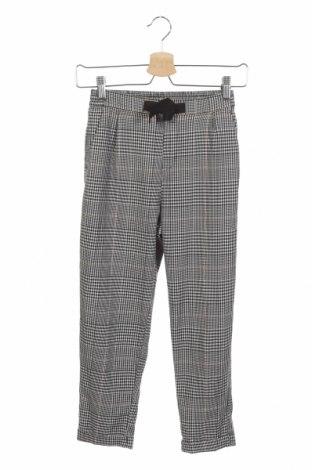 Детски панталон H&M, Размер 9-10y/ 140-146 см, Цвят Сив, 67% полиестер, 31% вискоза, 2% еластан, Цена 15,96лв.