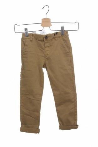 Παιδικό παντελόνι Next, Μέγεθος 3-4y/ 104-110 εκ., Χρώμα Πράσινο, 98% βαμβάκι, 2% ελαστάνη, Τιμή 22,81€