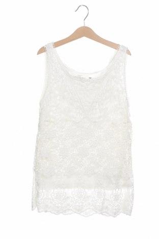 Dětské tilko  H&M L.O.G.G., Velikost 10-11y/ 146-152 cm, Barva Bílá, 97% bavlna, 3% elastan, Cena  239,00Kč