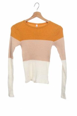 Pulover pentru copii, Mărime 12-13y/ 158-164 cm, Culoare Multicolor, Poliester, viscoză, elastan, poliamidă, Preț 47,75 Lei