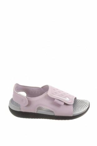 Dětské sandály Nike, Velikost 29, Barva Růžová, Eko kůže, Cena  242,00Kč