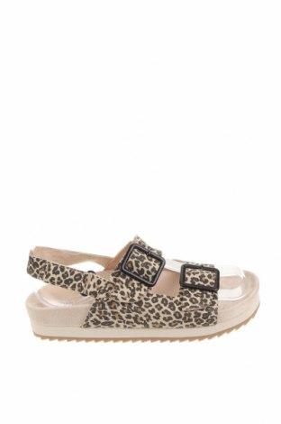 Детски сандали Zara, Размер 32, Цвят Многоцветен, Текстил, Цена 24,96лв.