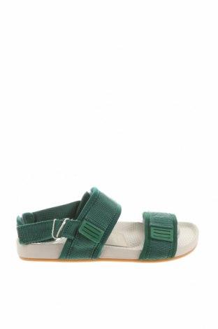 Dětské sandály Zara Kids, Velikost 32, Barva Zelená, Textile , Cena  483,00Kč