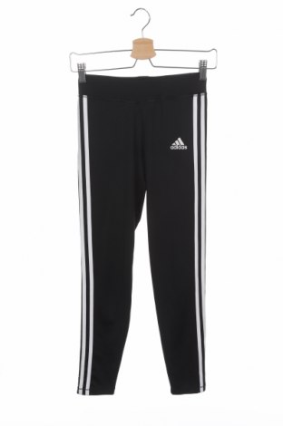 Dětské sportovní legíny  Adidas, Velikost 13-14y/ 164-168 cm, Barva Černá, Cena  383,00Kč
