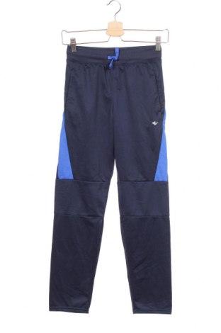 Παιδική κάτω φόρμα Athletic Works, Μέγεθος 10-11y/ 146-152 εκ., Χρώμα Μπλέ, Πολυεστέρας, Τιμή 14,19€