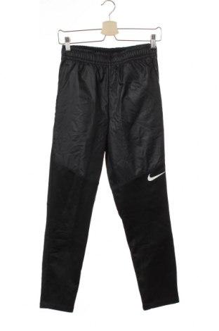 Παιδική κάτω φόρμα Nike, Μέγεθος 11-12y/ 152-158 εκ., Χρώμα Μαύρο, Πολυεστέρας, Τιμή 42,57€