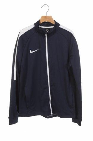 Dětská horní část sportovní soupravy Nike, Velikost 12-13y/ 158-164 cm, Barva Modrá, Polyester, Cena  446,00Kč