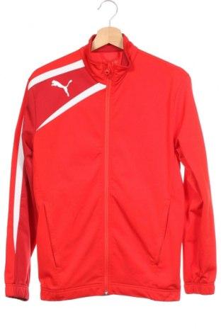 Παιδικό αθλητικό πάνω φόρμα PUMA, Μέγεθος 13-14y/ 164-168 εκ., Χρώμα Κόκκινο, Τιμή 15,43€