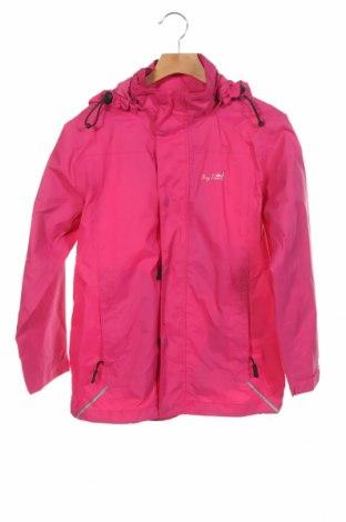 Dětská sportovní bunda , Velikost 12-13y/ 158-164 cm, Barva Růžová, Polyamide, Cena  446,00Kč