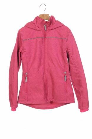Dětská sportovní bunda  Yigga, Velikost 11-12y/ 152-158 cm, Barva Růžová, Polyester, Cena  446,00Kč