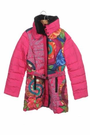Παιδικό μπουφάν Desigual, Μέγεθος 12-13y/ 158-164 εκ., Χρώμα Πολύχρωμο, Πολυεστέρας, Τιμή 30,77€