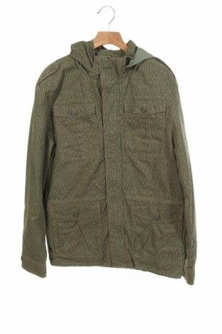 Παιδικό μπουφάν H&M, Μέγεθος 15-18y/ 170-176 εκ., Χρώμα Πράσινο, Βαμβάκι, Τιμή 9,09€
