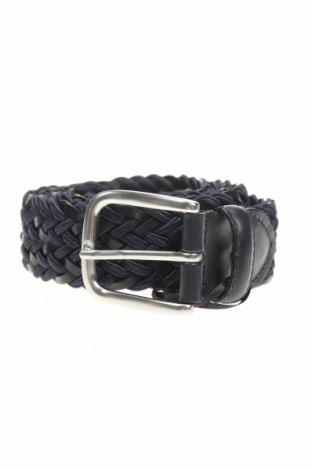 Opasek  Massimo Dutti, Barva Černá, Pravá kůže, textile , Cena  774,00Kč