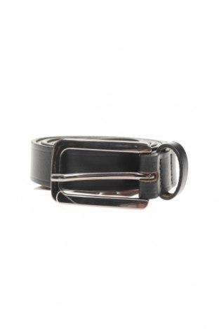 Ζώνη Topman, Χρώμα Μαύρο, Γνήσιο δέρμα, Τιμή 23,97€