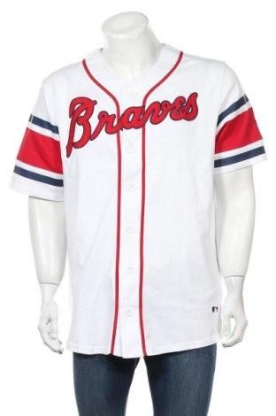 Мъжка блуза, Размер XXL, Цвят Бял, Памук, Цена 23,80лв.