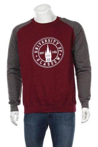 Pánské tričko  Awdis, Velikost L, Barva Červená, 80% bavlna, 20% polyester, Cena  273,00Kč