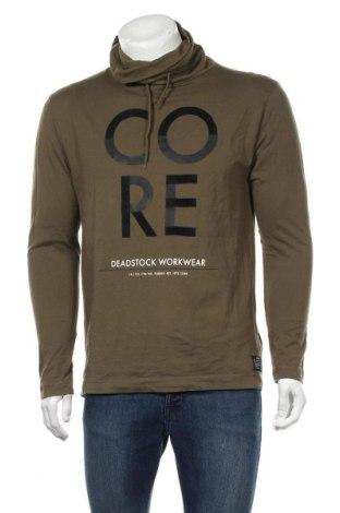 Pánské tričko  Core By Jack & Jones, Velikost XL, Barva Zelená, Bavlna, Cena  485,00Kč