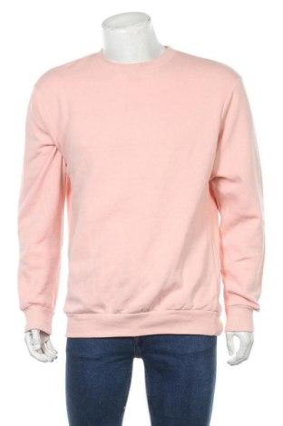 Ανδρική μπλούζα H&M Divided, Μέγεθος M, Χρώμα Ρόζ , 63% βαμβάκι, 37% πολυεστέρας, Τιμή 8,02€