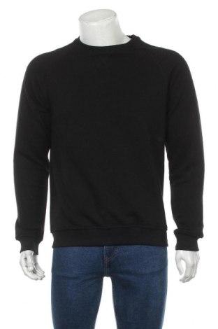 Мъжка блуза Pier One, Размер M, Цвят Черен, 80% памук, 20% полиестер, Цена 27,84лв.
