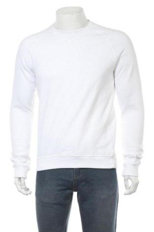 Мъжка блуза Pier One, Размер S, Цвят Бял, 80% памук, 20% полиестер, Цена 27,84лв.