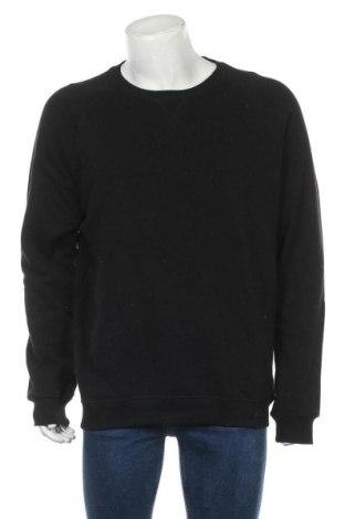 Мъжка блуза Pier One, Размер XXL, Цвят Черен, 80% памук, 20% полиестер, Цена 26,68лв.