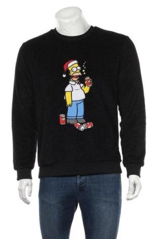 Pánské tričko  The Simpsons, Velikost M, Barva Černá, 100% polyester, Cena  242,00Kč