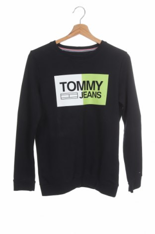 Мъжка блуза Tommy Hilfiger, Размер S, Цвят Син, 100% памук, Цена 58,48лв.