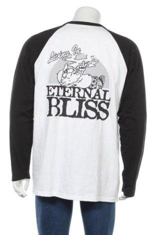 Мъжка блуза Urban Outfitters, Размер L, Цвят Бял, Памук, Цена 51,75лв.