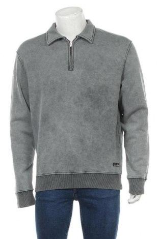 Мъжка блуза Urban Outfitters, Размер M, Цвят Сив, 100% памук, Цена 66,75лв.