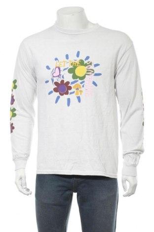 Мъжка блуза Urban Outfitters, Размер S, Цвят Сив, 100% памук, Цена 21,56лв.