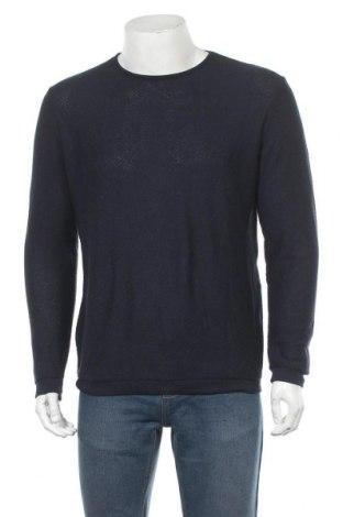 Pánské tričko  Zara Man, Velikost L, Barva Modrá, Cena  364,00Kč