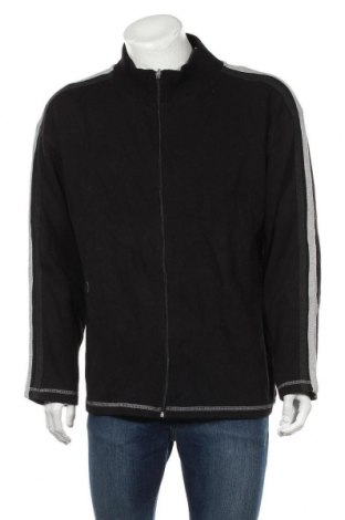 Pánský kardigán Identic, Velikost XXL, Barva Černá, 100% bavlna, Cena  379,00Kč