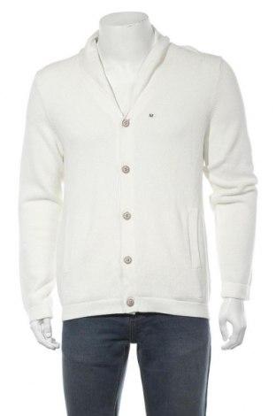 Pánský kardigán Nautica, Velikost M, Barva Bílá, 100% bavlna, Cena  1802,00Kč
