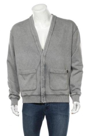 Мъжка жилетка Urban Outfitters, Размер M, Цвят Сив, 50% памук, 50% полиестер, Цена 46,80лв.