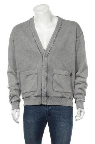 Мъжка жилетка Urban Outfitters, Размер M, Цвят Сив, 50% памук, 50% полиестер, Цена 53,40лв.