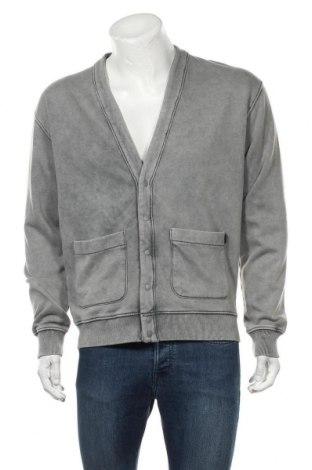 Мъжка жилетка Urban Outfitters, Размер S, Цвят Сив, 50% памук, 50% полиестер, Цена 45,24лв.