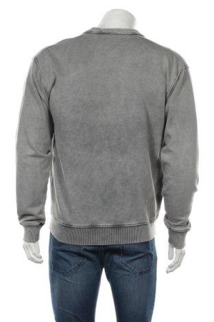 Мъжка жилетка Urban Outfitters, Размер S, Цвят Сив, 50% памук, 50% полиестер, Цена 14,63лв.