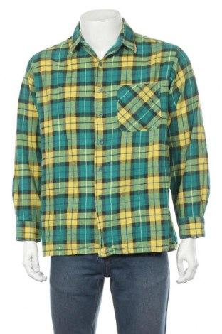 Мъжка риза, Размер M, Цвят Многоцветен, Памук, Цена 36,00лв.